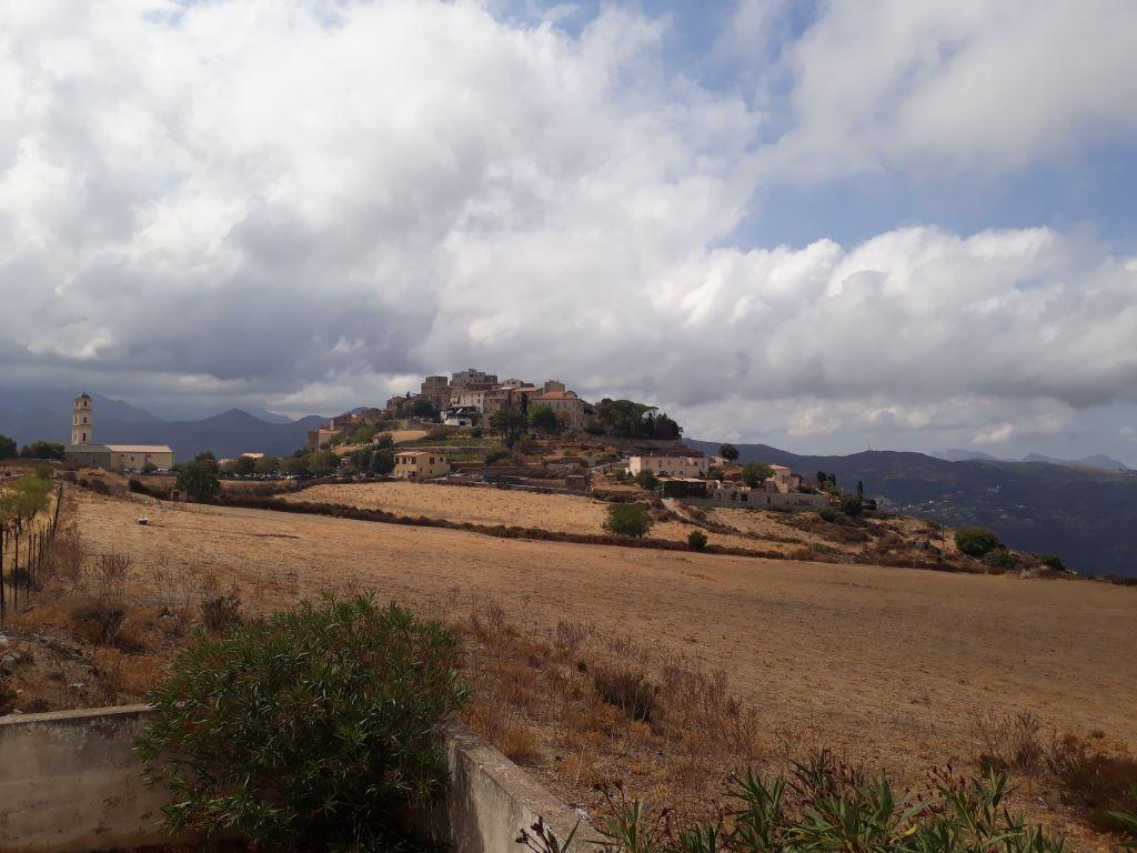 Sant'Antonino auf Korsika