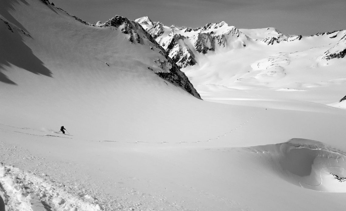 Ski am Vernagtferner
