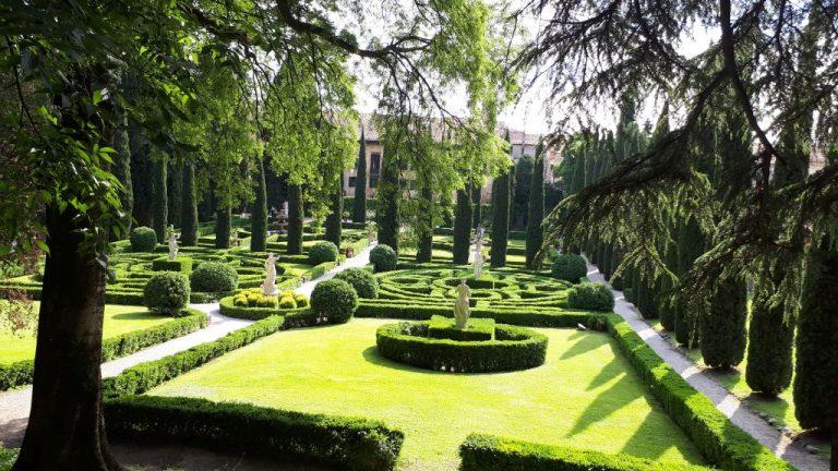 Kleinod in der Stadt: Der Giardino Giusti