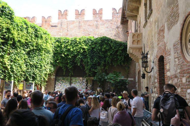 Der Romeo & Julia-Balkon