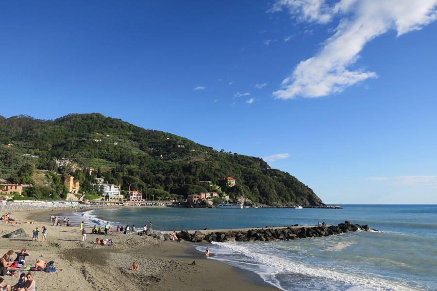 Levanto – Ausgangsort für die Cinque Terre