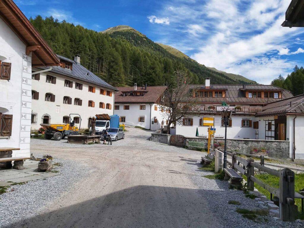 Das Dorf S-charl