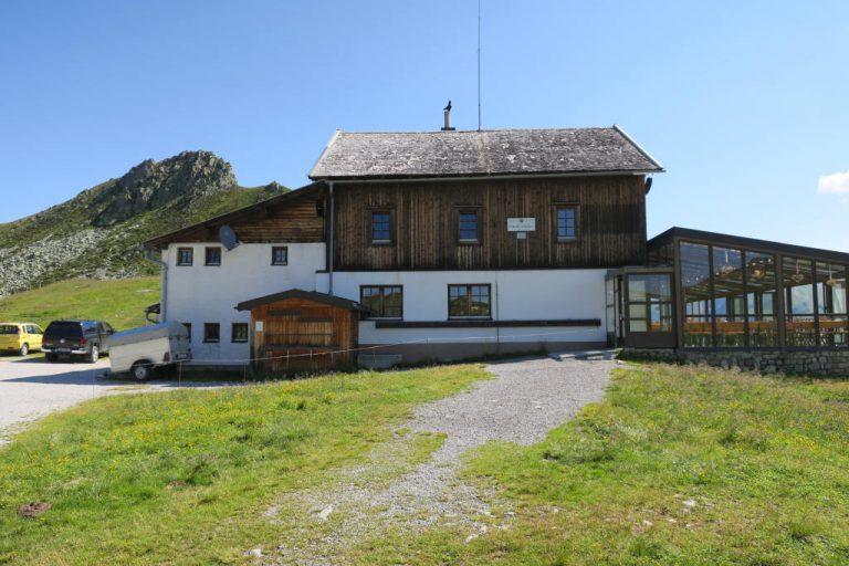 Das Tuxerjochhaus