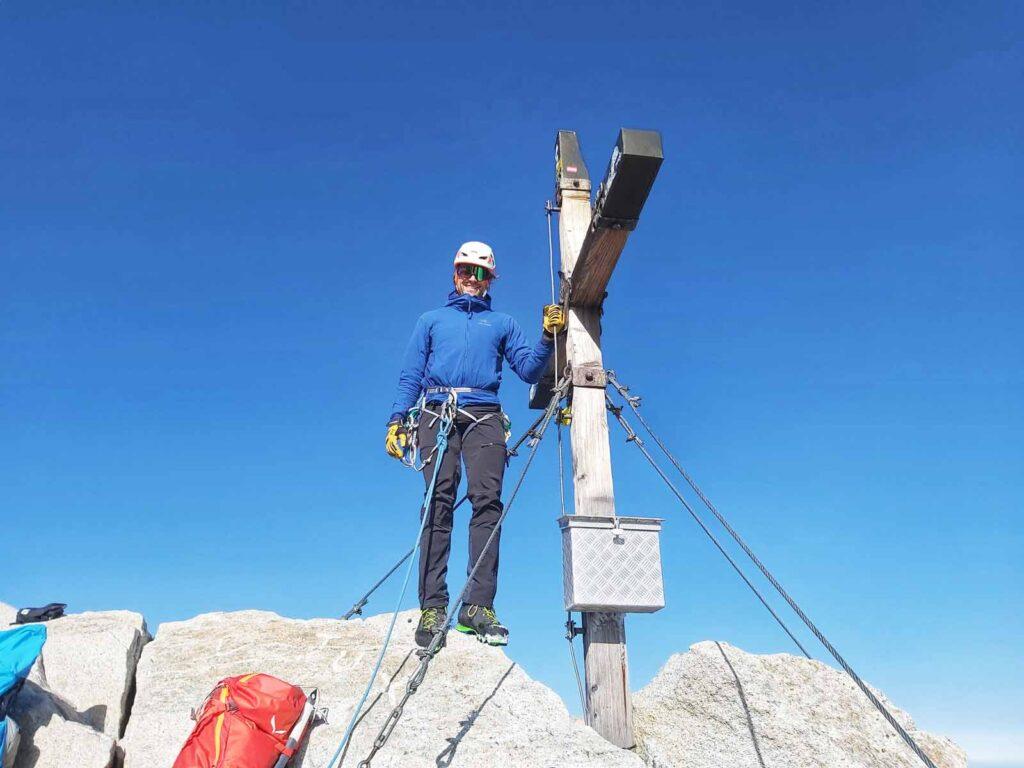 Gipfel Olperer