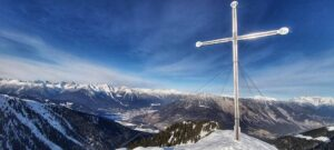Skitour Walder Gipfelkreuz