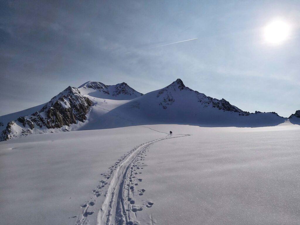 Skitour auf die Wildspitze