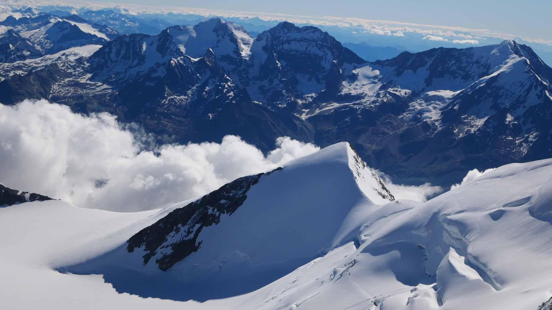 Walliser Gletscher